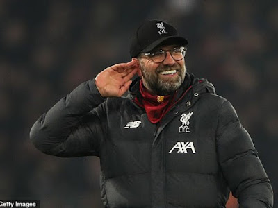 Klopp Says He Would Welcome Liverpool Being Called The 'Asterisk Champions'
