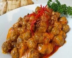 Cara memasak sambal goreng daging cincang, resep sambal goreng daging cincang