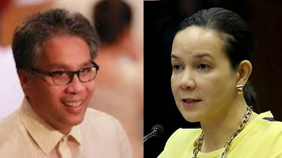 Mar Roxas asked Grace Poe to be his running mate