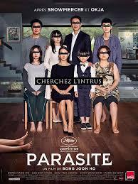 poster film parasite