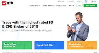 Ulasan lengkap tentang Broker XTB 2018