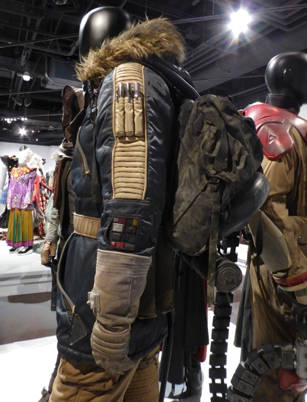 Cassian Andor Rogue One costume detail