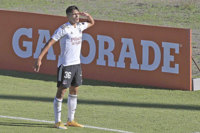 Delantero de 19 años salvó a Colo Colo del descenso