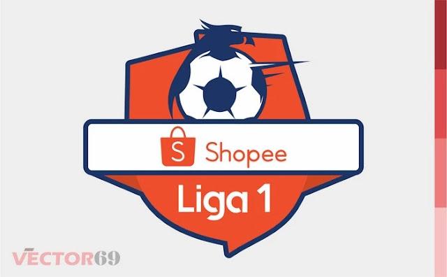 Logo Shopee Liga 1 Indonesia - Download Vector File PDF (Portable Document Format)