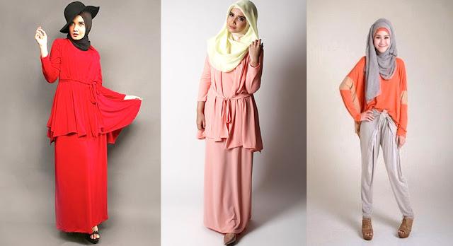 Sambut Lebaran Dengan Koleksi Baju Muslim Zaskia Sungkar