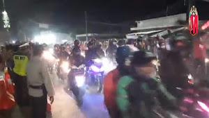 Terkait pemudik motor serbu barikade penyekatan Kedungwaringin, masyarakat belum sadar
