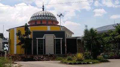 Masjid Abu Bakar Ash-Shiddiq GCA Gedebage Bandung