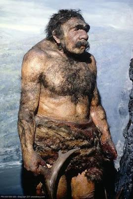 Boule's Neanderthal