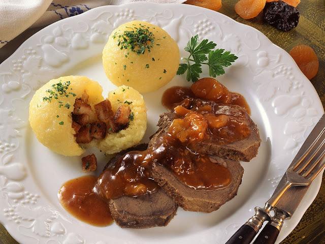 Những món ăn được yêu thích ở các nước phương Tây