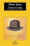 """Portada """"el hombre que confundió a su mujer con un sombrero"""" de Oliver Sacks"""