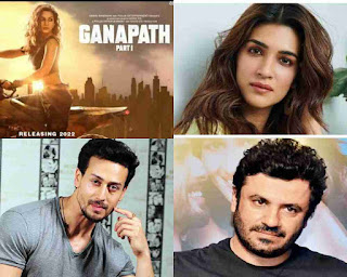 Ganapath Part 1 Released Date, Cast News