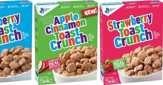 Cinnamon Toast Crunch Expands With New Apple Cinnamon