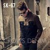 fashion cowok fashioncowok Jaket Parka SK-67