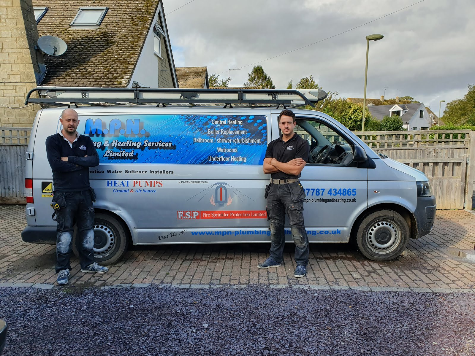 MPN Plumbing and Heating Services Limited