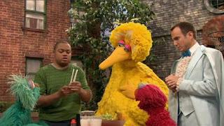 Will Arnett, Big Bird, Elmo, Rosita, Chris, Max the Magician, Sesame Street Episode 4323 Max the Magician season 43