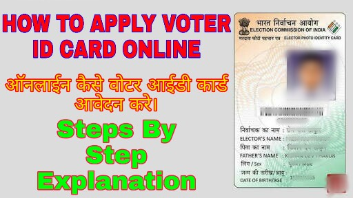 How To Apply For Voter ID Card in (2019) Steps by step explanation