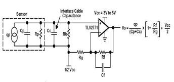 IC Piezoelectric Signal Conditioning Sensors Datasheet