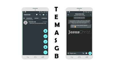 BAIXAR TEMAS GBWHATSAPP - JESUS CHRIST