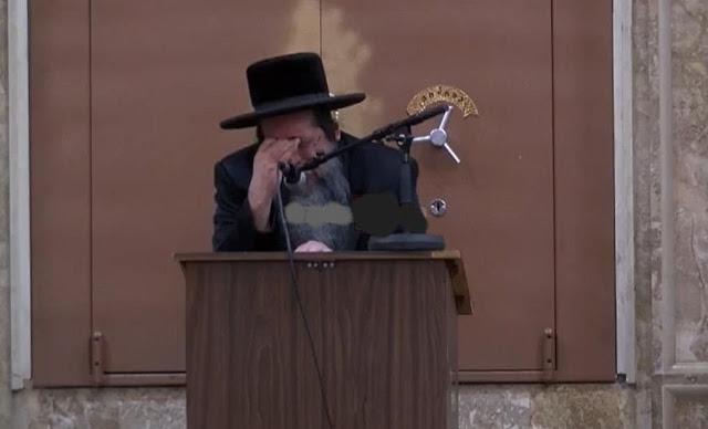 """הרב רבי יוסף בנימין וואזנער שליט""""א געקרוינט אלס אב""""ד שבט הלוי"""