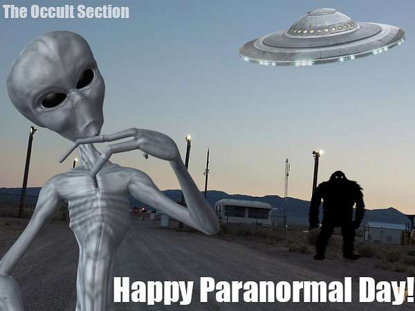 National Paranormal Day Wishes For Facebook