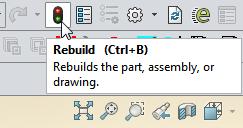 Rebuild Solidworks