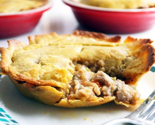 PERFECT PALEO AND AIP CHICKEN POT PIE #healthy #diet