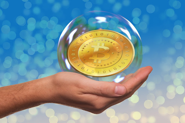 Secure Online Bitcoin