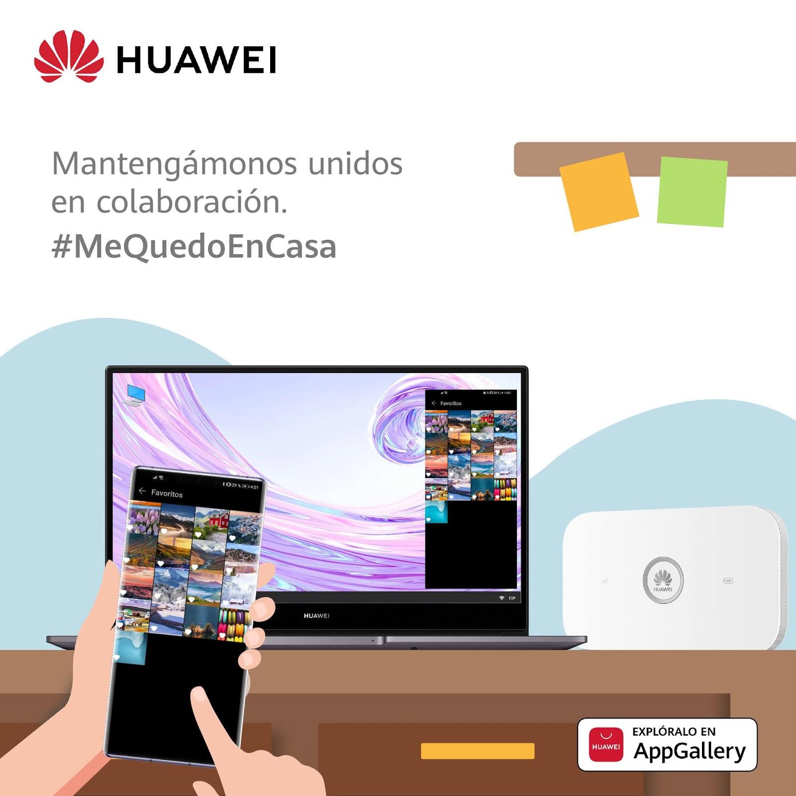 Top 5 de aplicaciones ecuatorianas disponibles en Appgallery