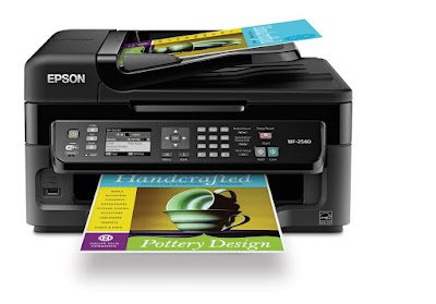 private ink cartridges as well as a infinite saving Epson WorkForce WF-2540 Driver Downloads