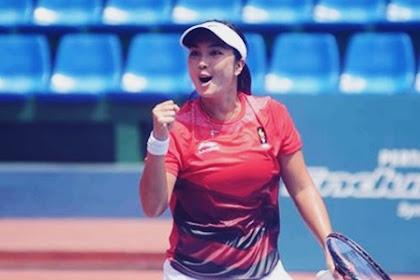 Biodata Aldila Sutjiadi Si Ratu Tenis Indonesia Peraih Emas di Asian Games 2018