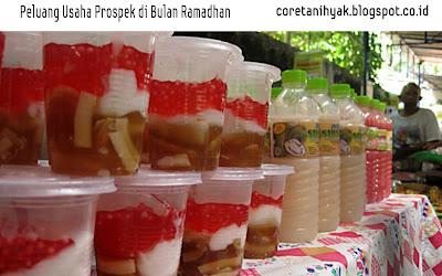 Peluang Usaha Prospek di Bulan Ramadhan