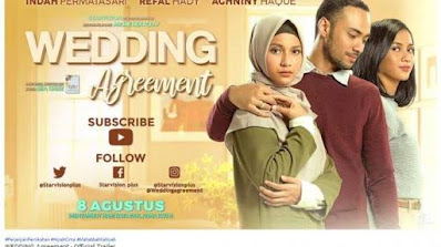 Review wedding agreement