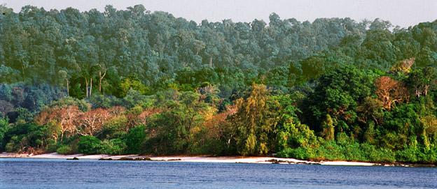 south Myanmar Island