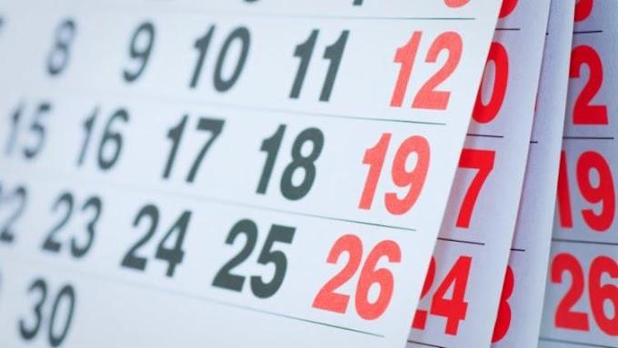 Projeto de lei pretende diminuir feriados prolongados no Brasil
