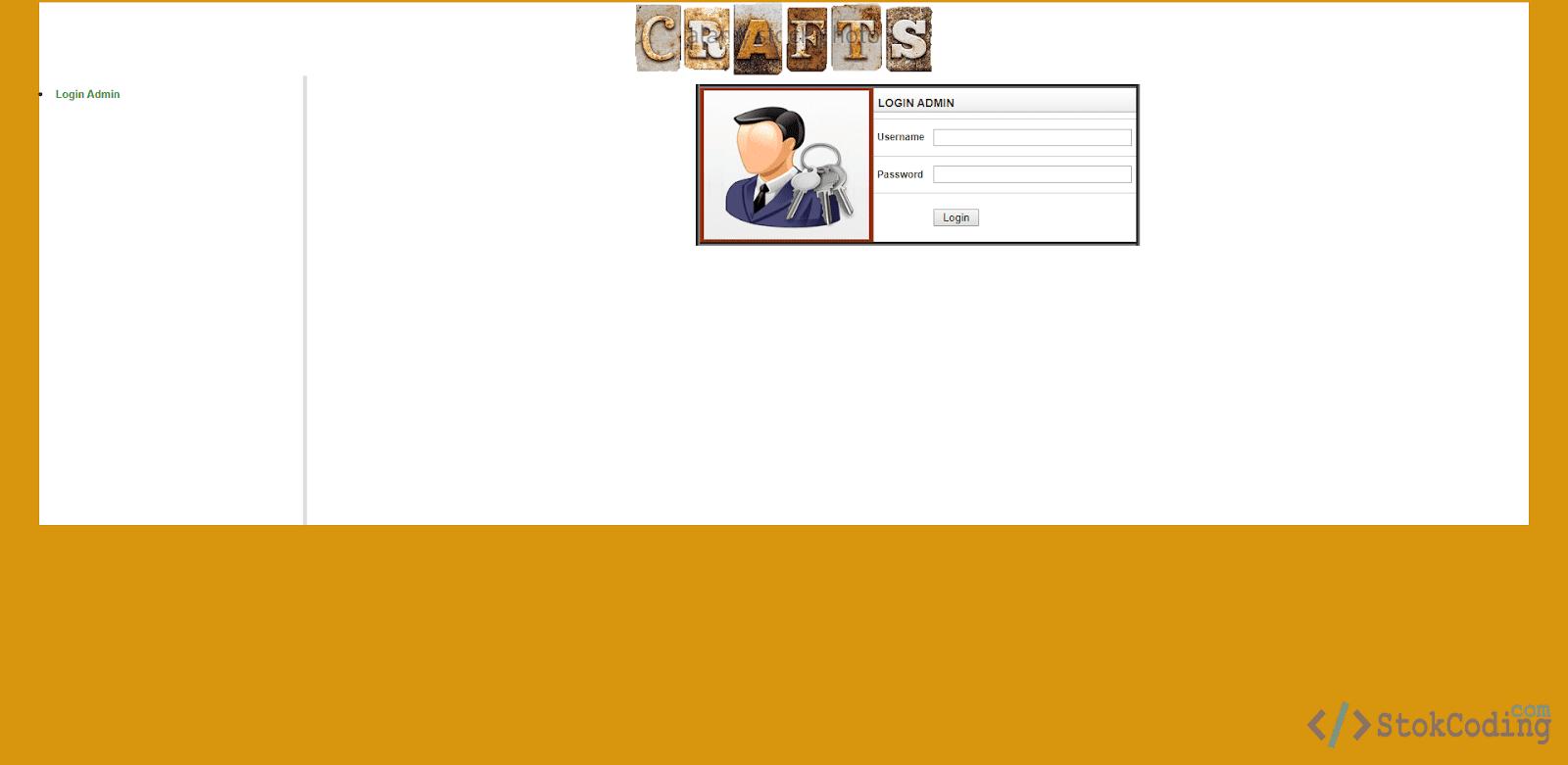 Sistem Aplikasi Toko Online (PHP)