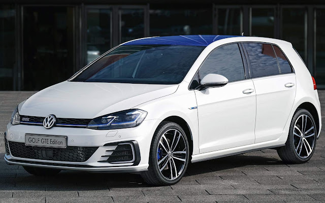 Golf GTE Edition: um híbrido plug-in especial de despedida