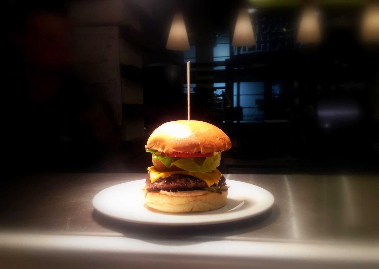 The Kitchen Burger Recipes