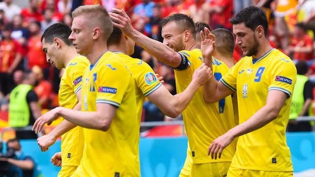 Νίκησε δύσκολα και ελπίζει η Ουκρανία,Ουκρανία-Βόρεια Μακεδονία 2-1