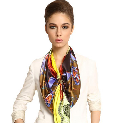 Silk scarves for christmas