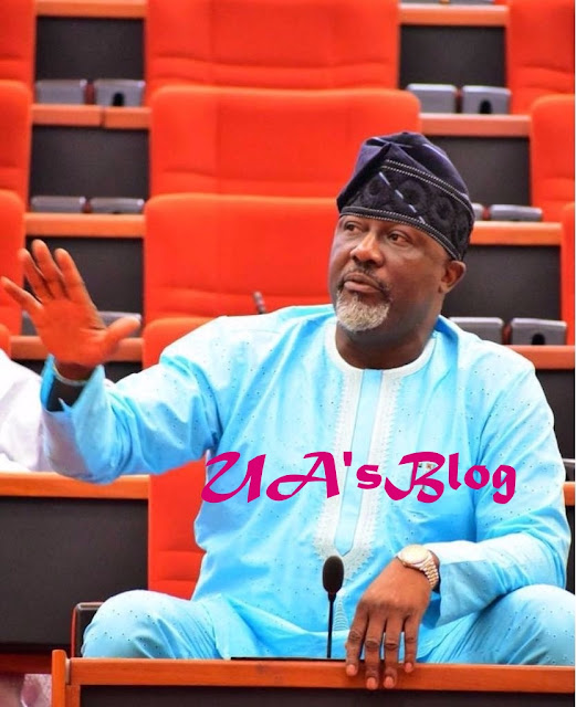 Jonathan's government arrested me 14 times, I shall continue to speak- Senator Dino Melaye