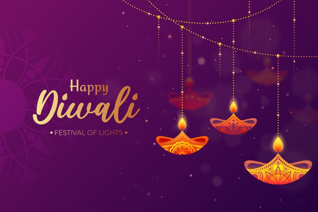 First Time Download Creative Happy Diwali HD Images & Wallpapers 2020