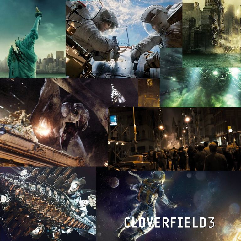 Cloverfield Movie (God Particle)