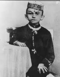 Childhood Picture of Mahatma Gandhi Ji | Gandhiji Ki Bachpan ki Photo