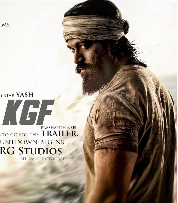 Kolar Gold Fields (KGF) 2018 Hindi Dubbed Official Trailer 720p HD 21st Dec 2018