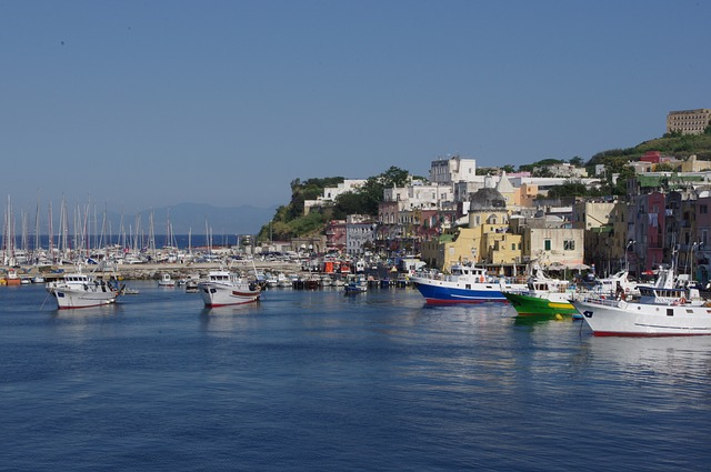 Naples Harbor, Harbor, Naples, Tourist attractions, Tourism, Italy, Sea Castle, Beaches, Castle,