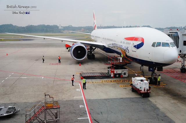 British Airways & Qantas to Auckland, New Zealand
