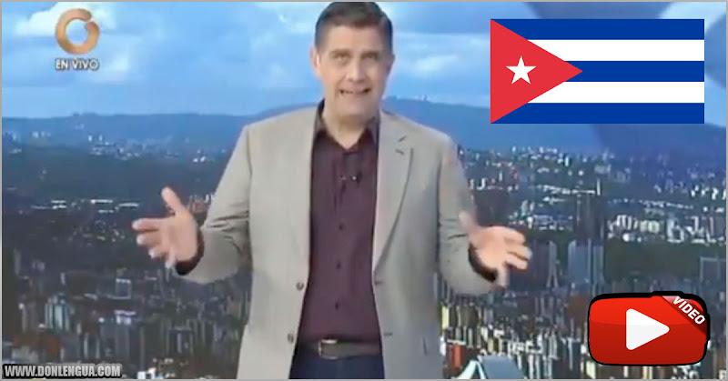 Globovisión comienza a transmitir en el idioma Cubano