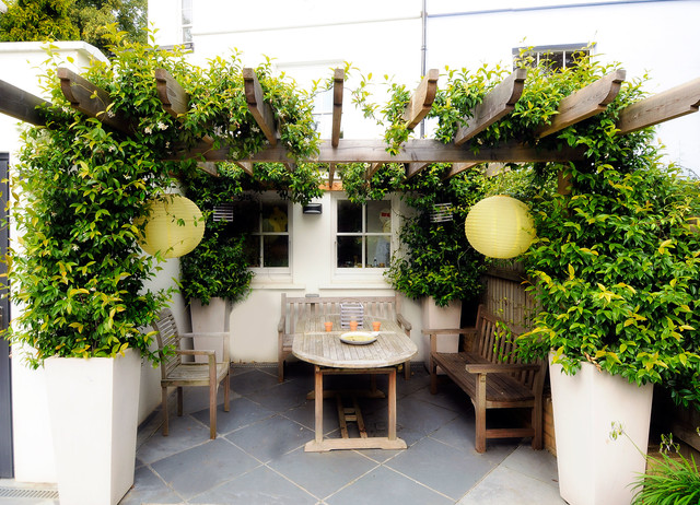 8 European and American luxury villas landscape design case reference