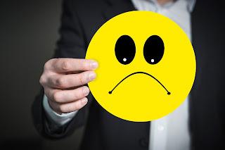 sad emoji whatsapp dp hd image