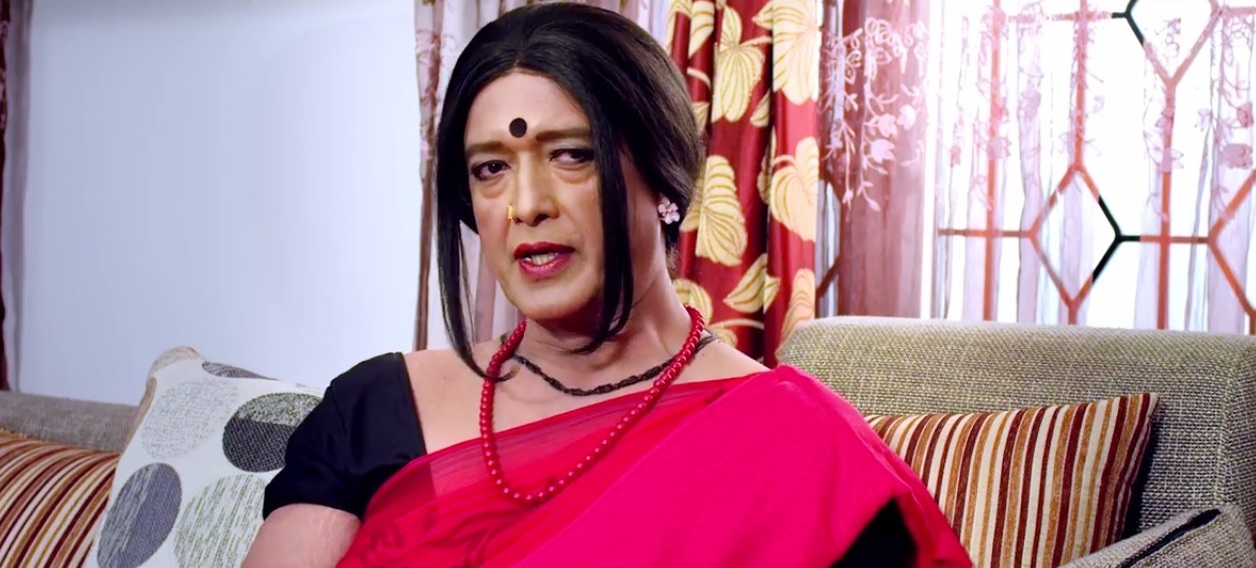 rajesh hamal in women
